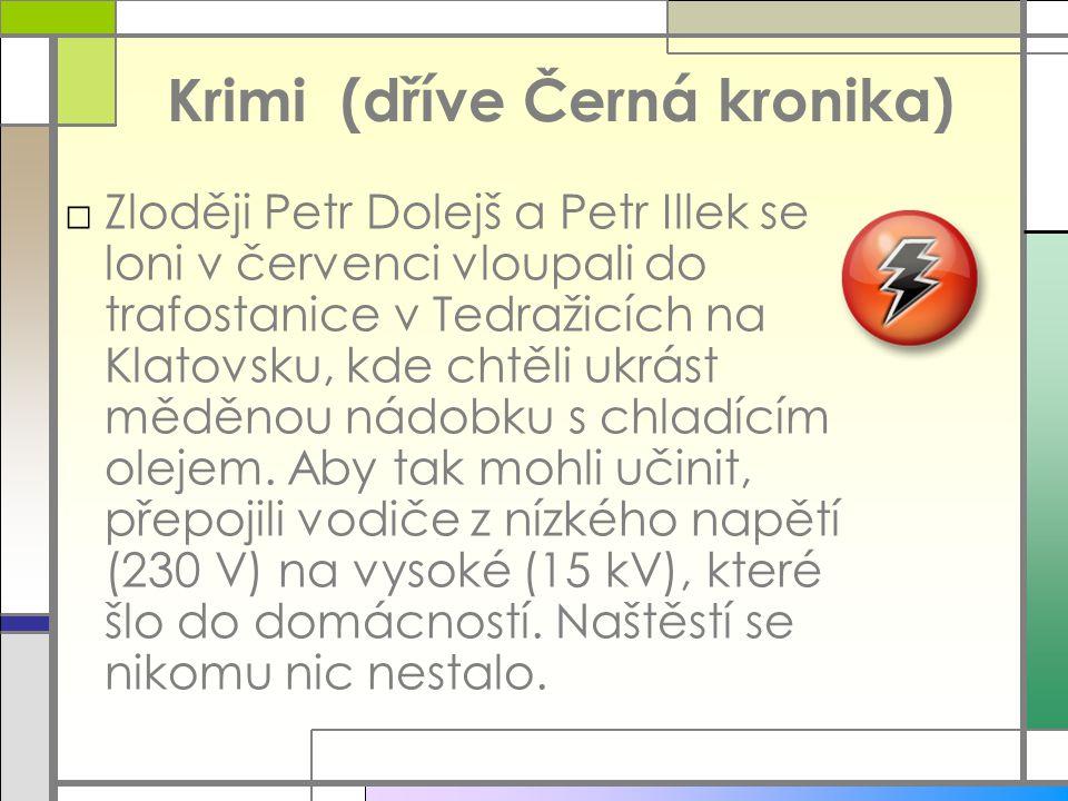 Krimi (dříve Černá kronika)