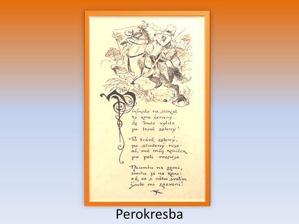 Perokresba