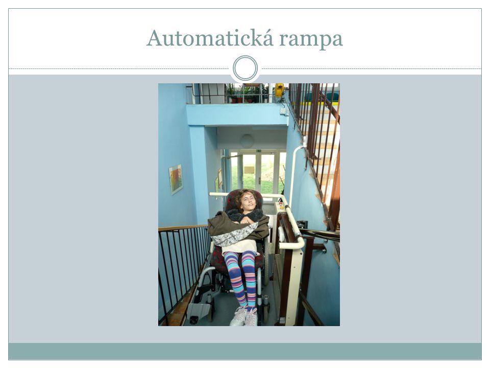 Automatická rampa
