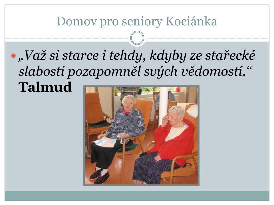 Domov pro seniory Kociánka