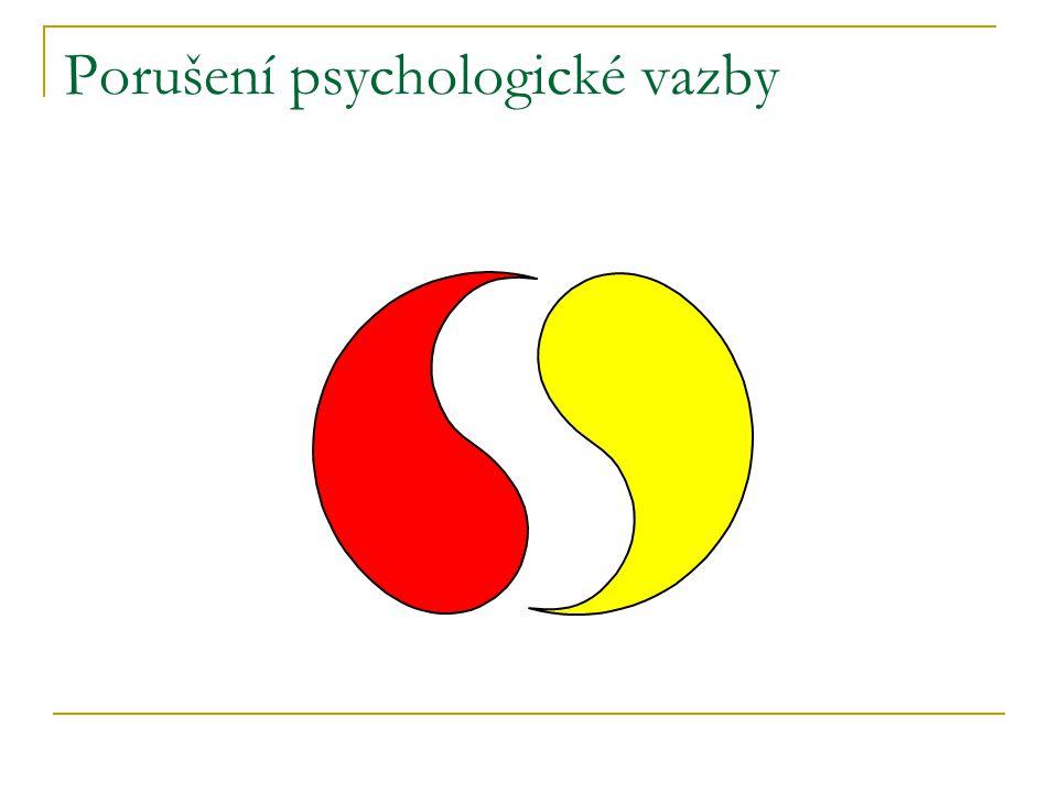 Porušení psychologické vazby