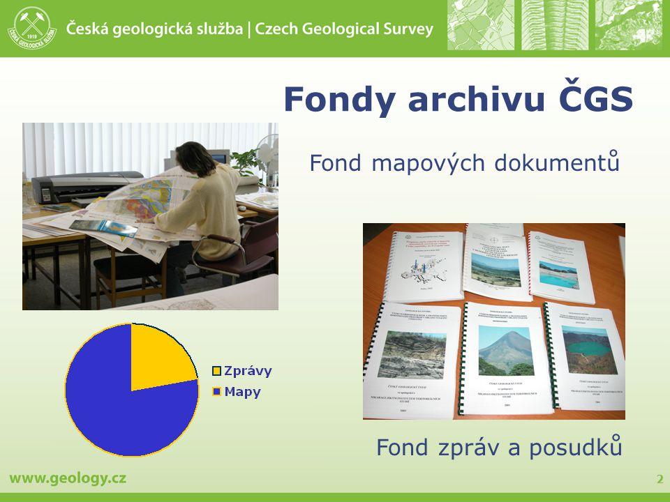 Fond mapových dokumentů