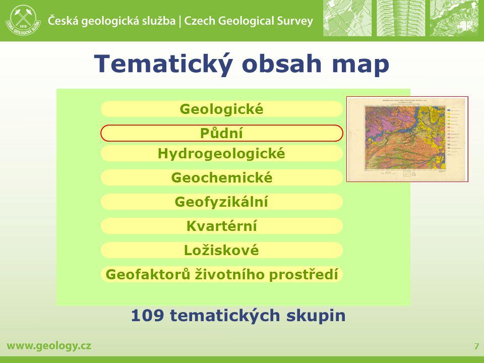 Geofaktorů životního prostředí