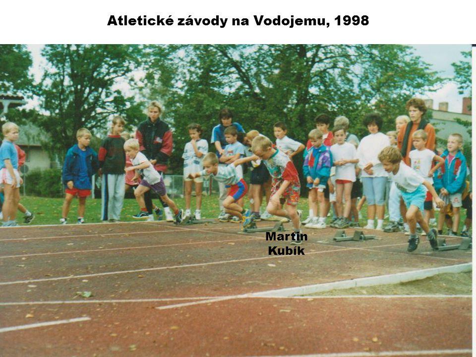 Atletické závody na Vodojemu, 1998