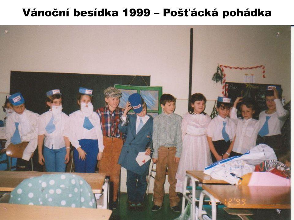 Vánoční besídka 1999 – Pošťácká pohádka