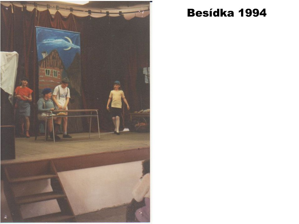 Besídka 1994