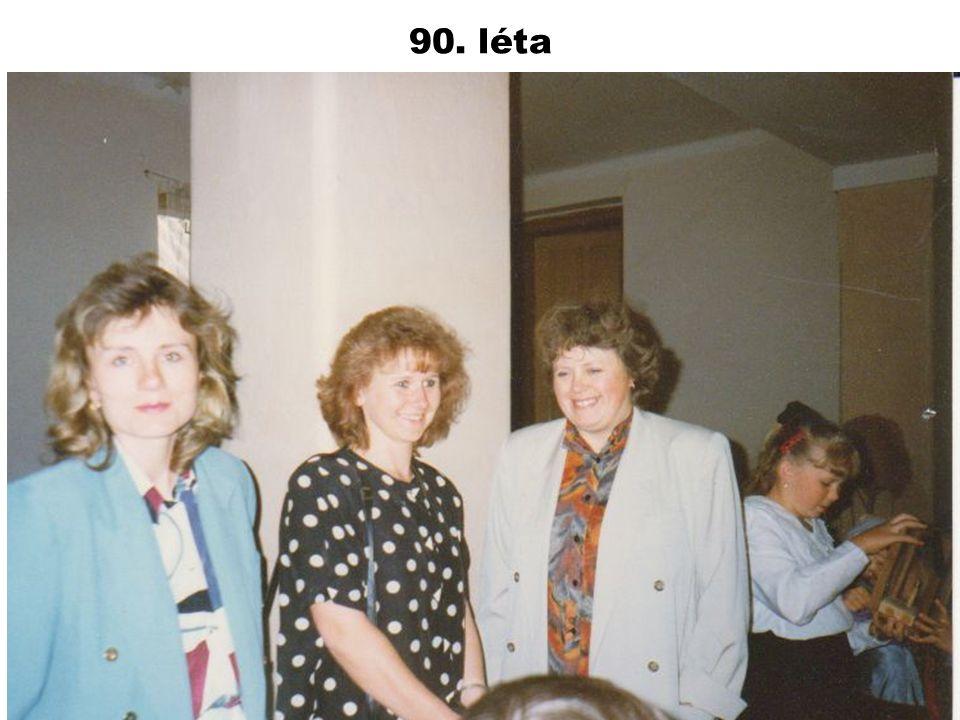 90. léta