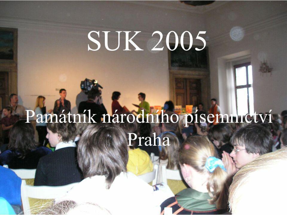 Památník národního písemnictví Praha
