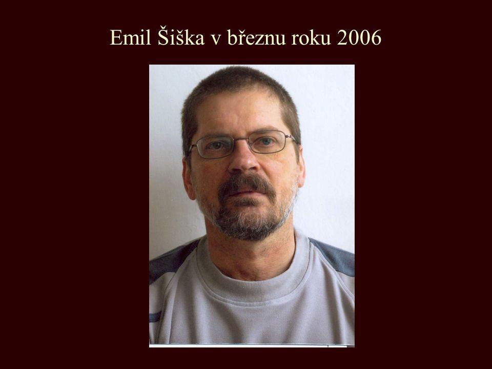 Emil Šiška v březnu roku 2006