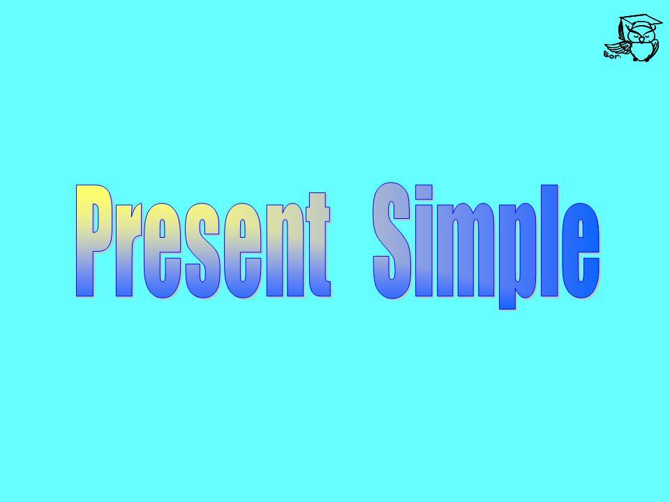 Bor. Present Simple