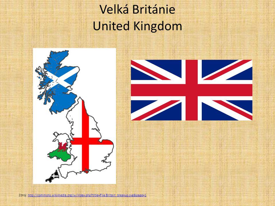 Velká Británie United Kingdom