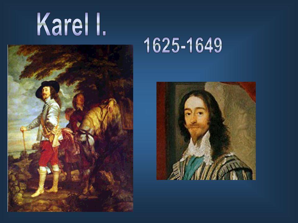 Karel I. 1625-1649