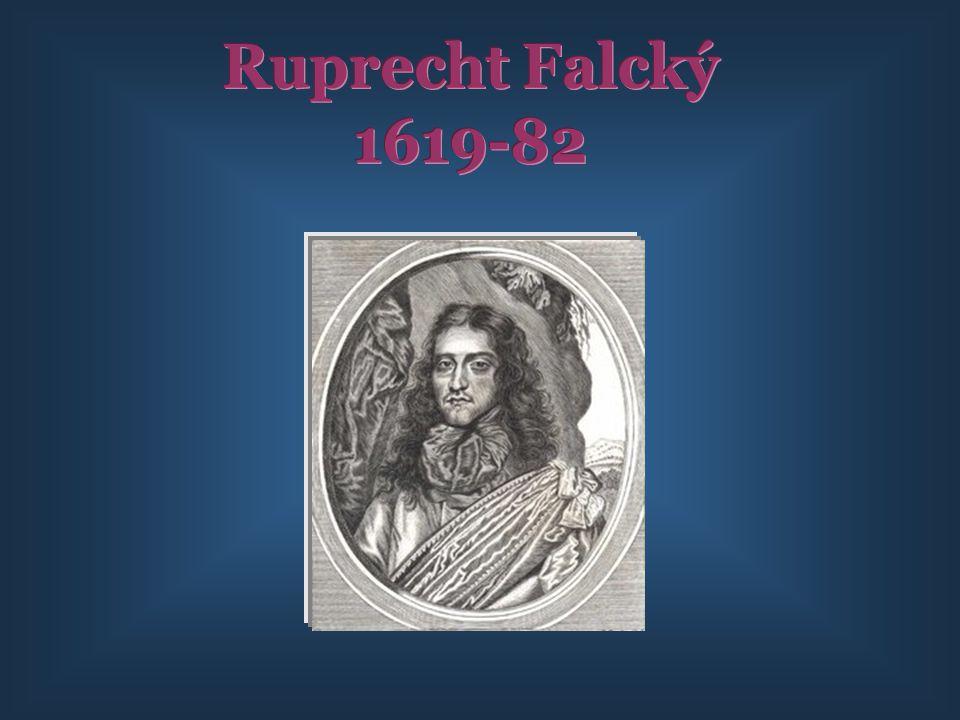 Ruprecht Falcký 1619-82
