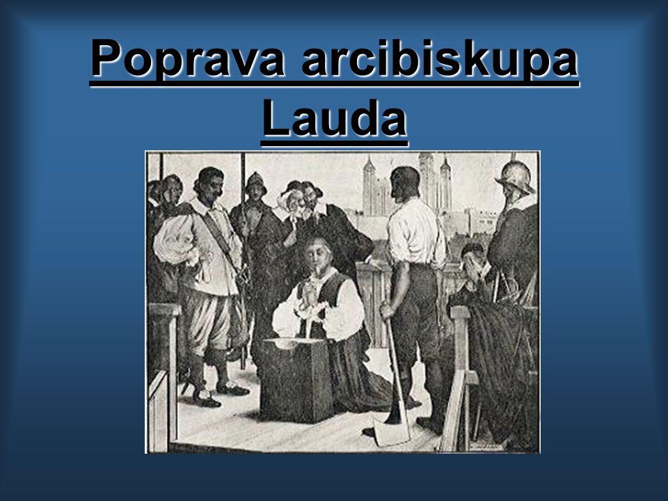 Poprava arcibiskupa Lauda