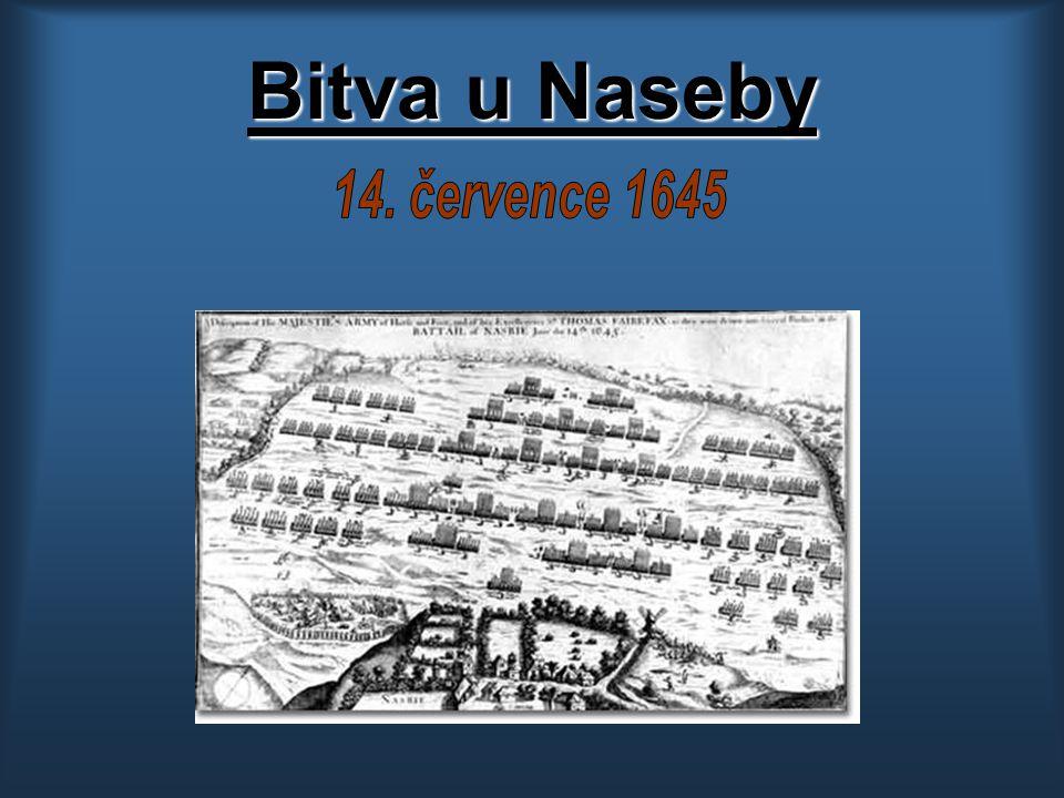 Bitva u Naseby 14. července 1645