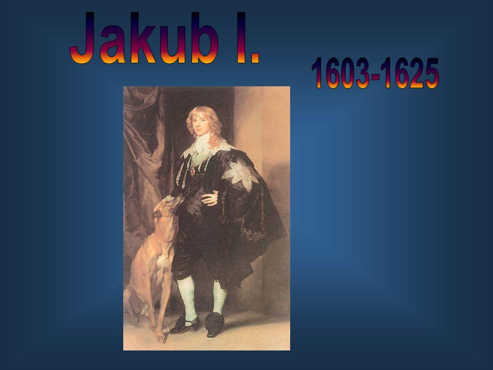 Jakub I. 1603-1625