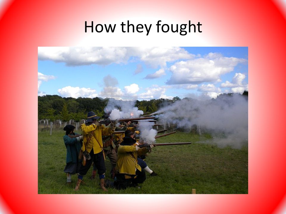 How they fought