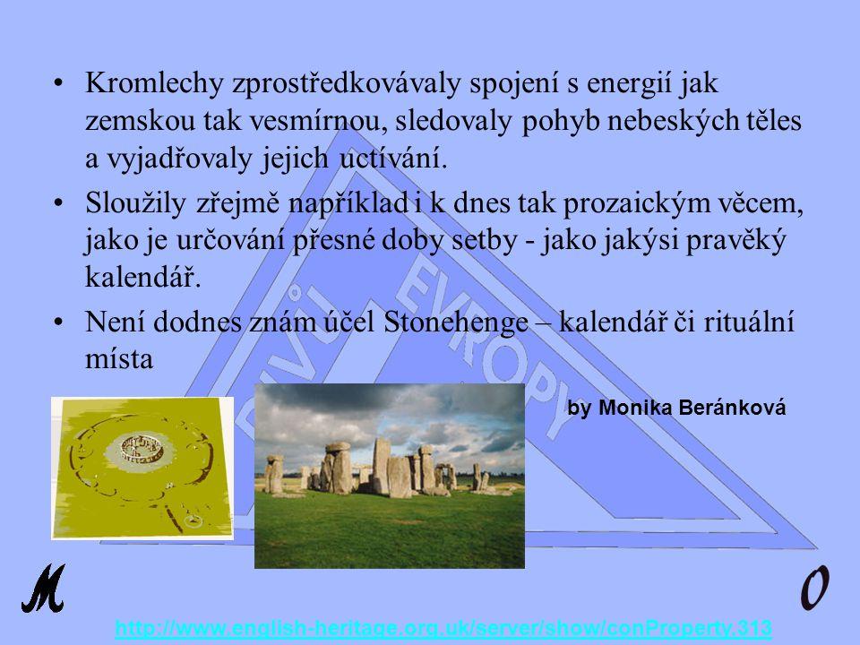 Není dodnes znám účel Stonehenge – kalendář či rituální místa