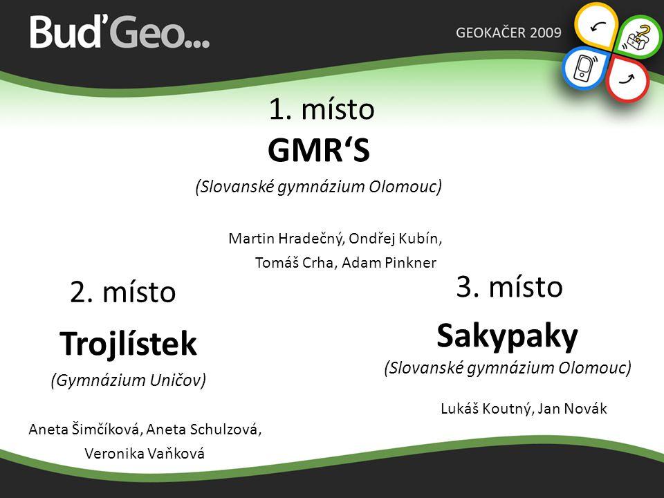 GMR'S Trojlístek Sakypaky
