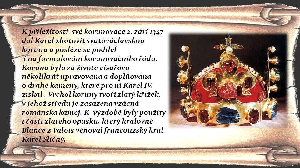 K příležitosti své korunovace 2