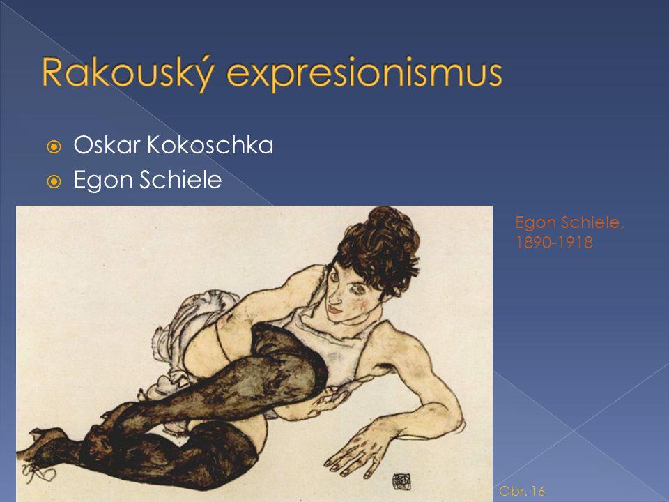 Rakouský expresionismus