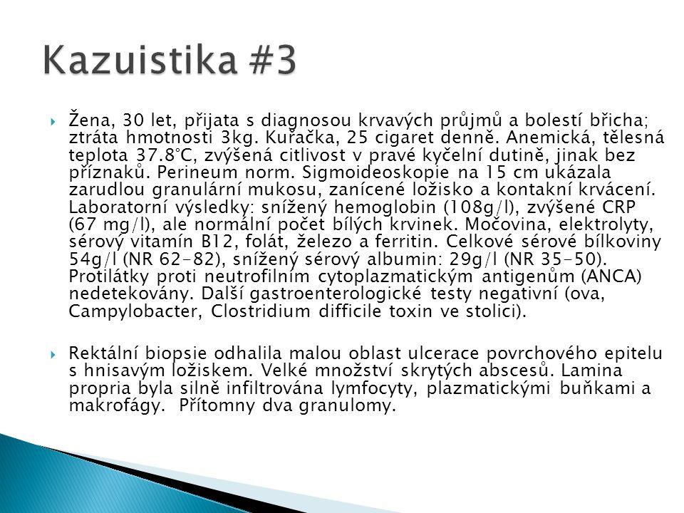 Kazuistika #3