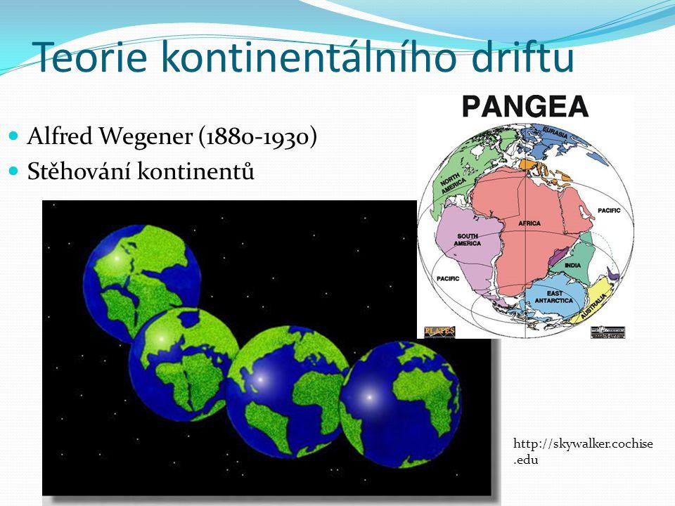 Teorie kontinentálního driftu