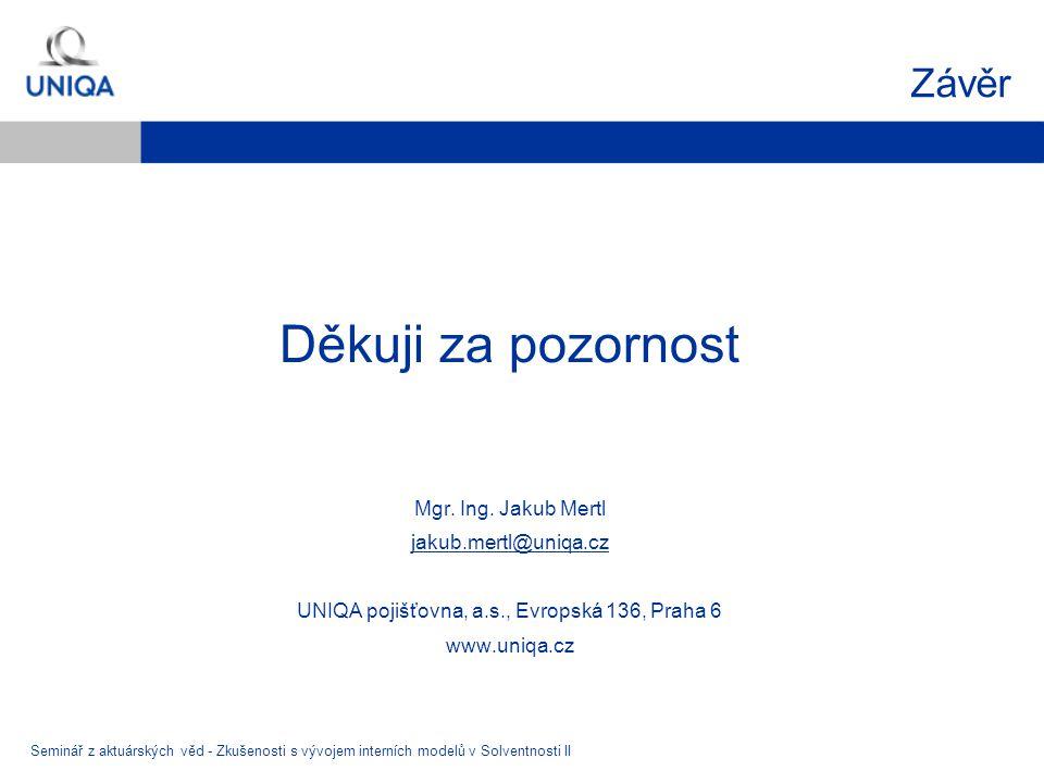 UNIQA pojišťovna, a.s., Evropská 136, Praha 6