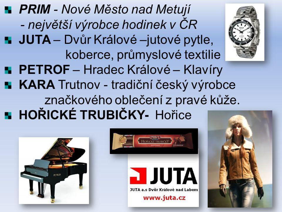 PRIM - Nové Město nad Metují