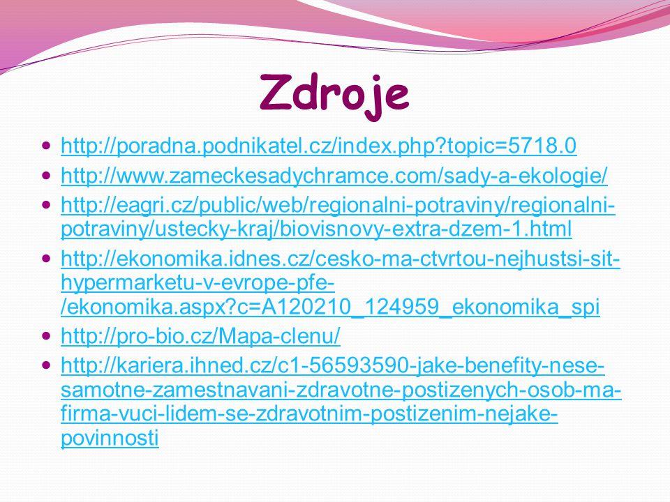 Zdroje http://poradna.podnikatel.cz/index.php topic=5718.0