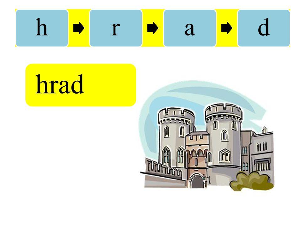 h r a d hrad