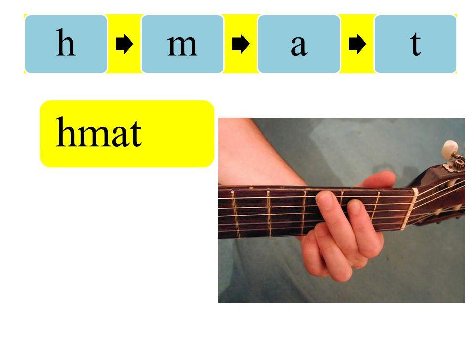 h m a t hmat