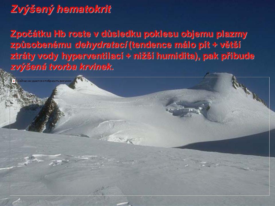 Zvýšený hematokrit