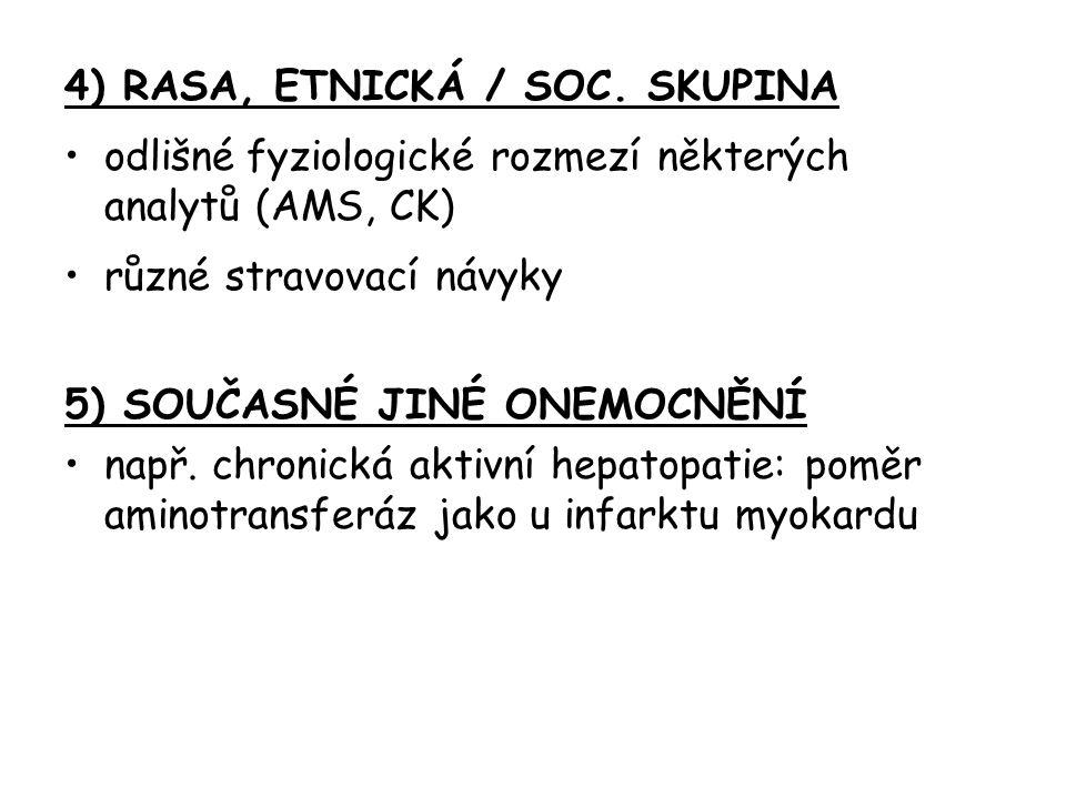 4) RASA, ETNICKÁ / SOC. SKUPINA