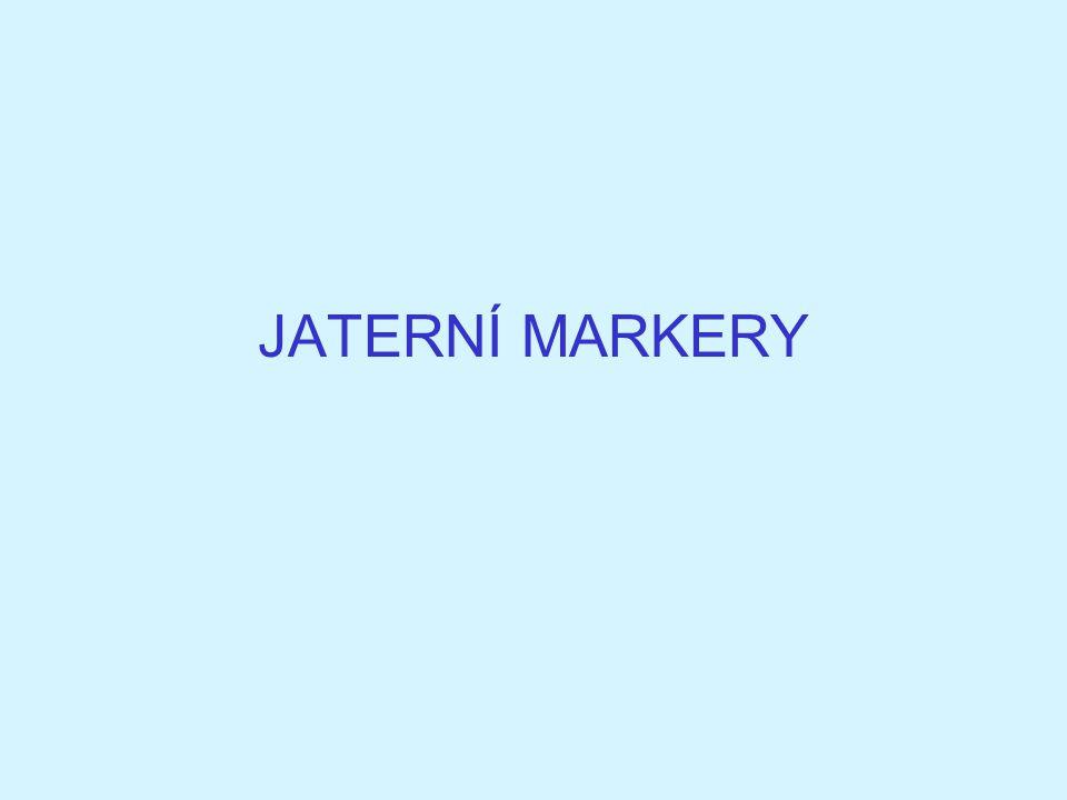 JATERNÍ MARKERY