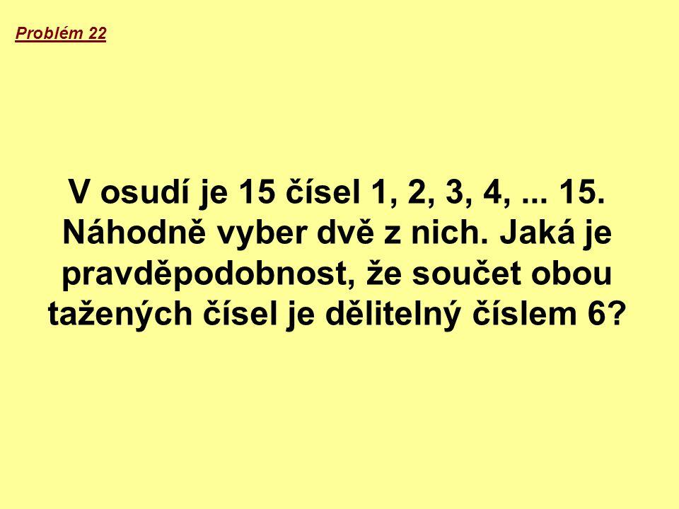 Problém 22