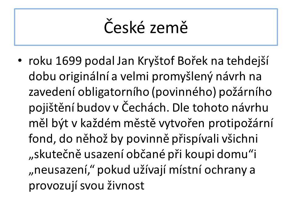 České země