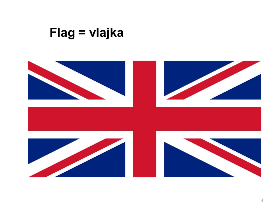 Flag = vlajka