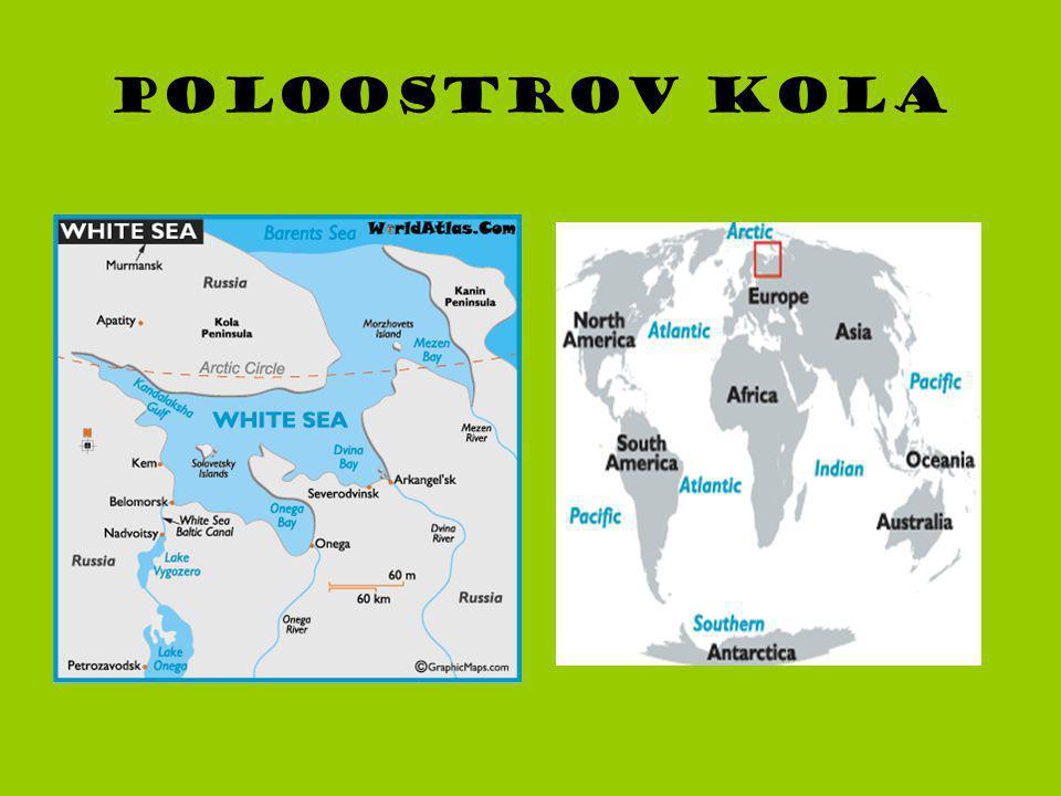 Poloostrov Kola