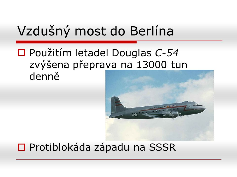 Vzdušný most do Berlína