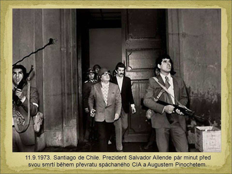 11.9.1973. Santiago de Chile.