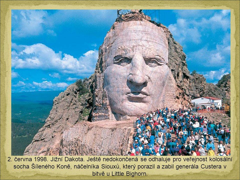 2. června 1998. Jižní Dakota.