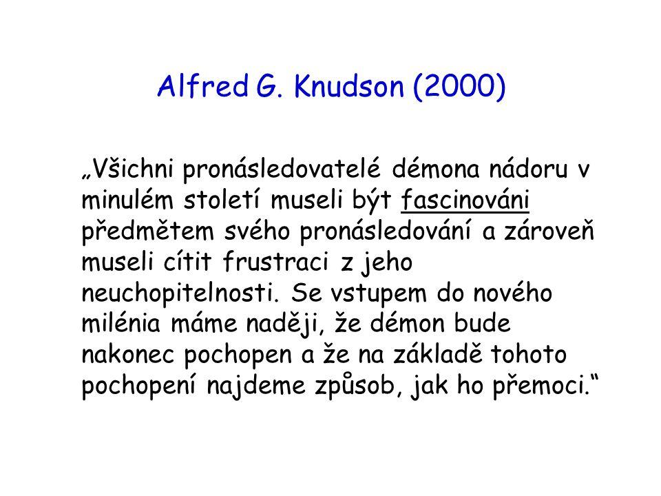 Alfred G. Knudson (2000)