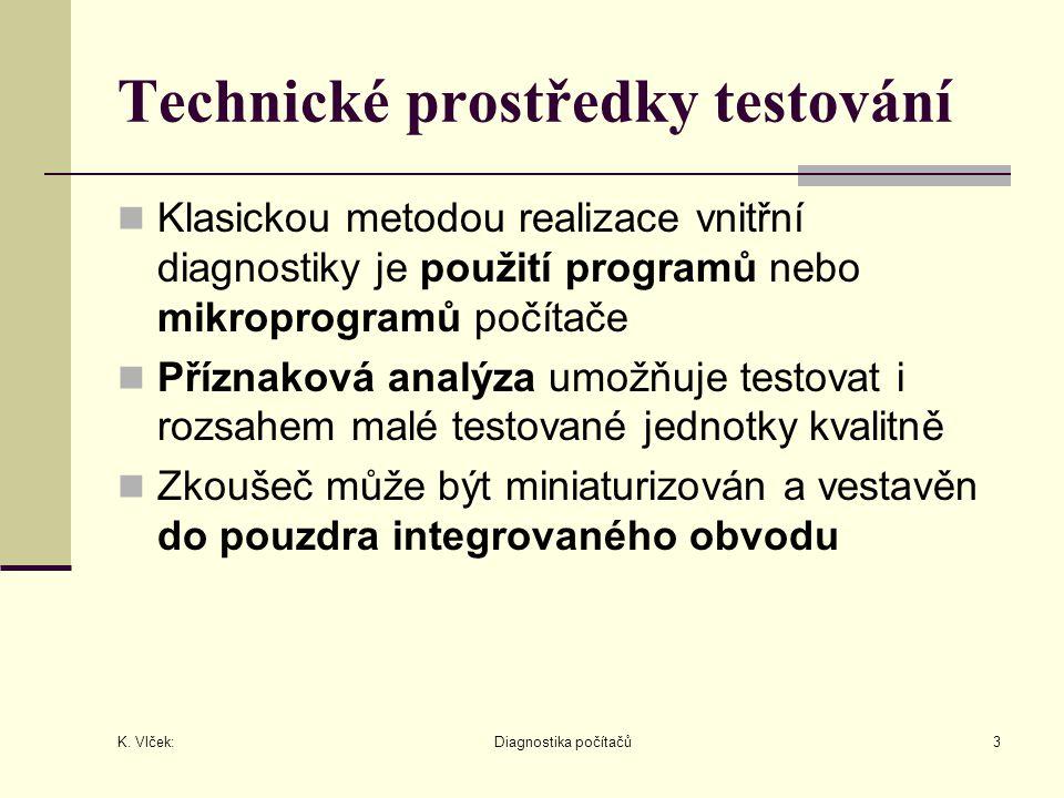 Technické prostředky testování