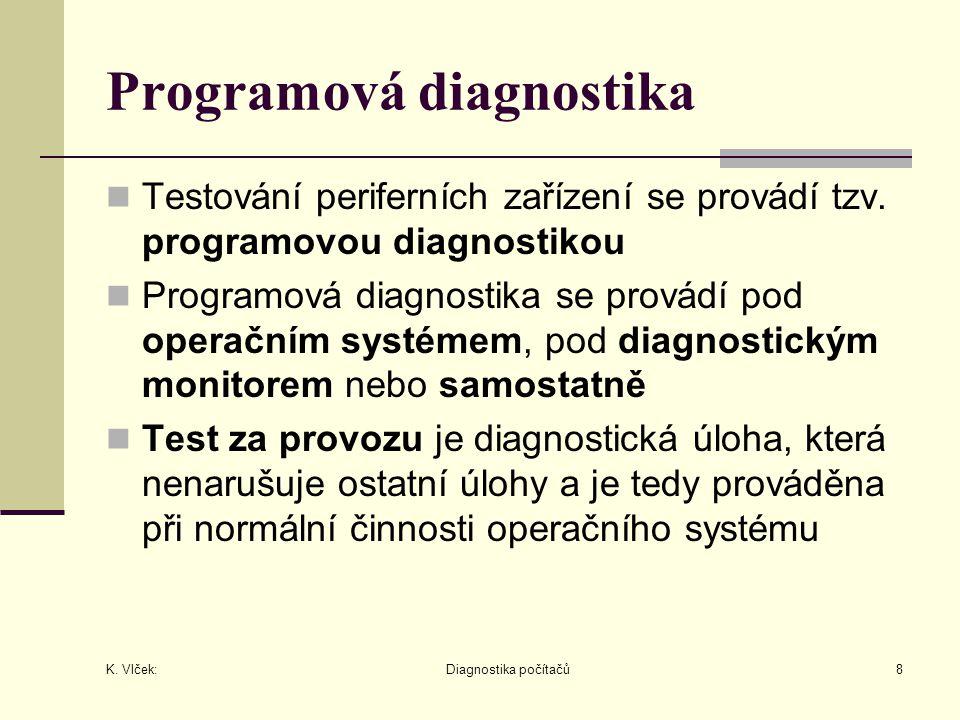 Programová diagnostika