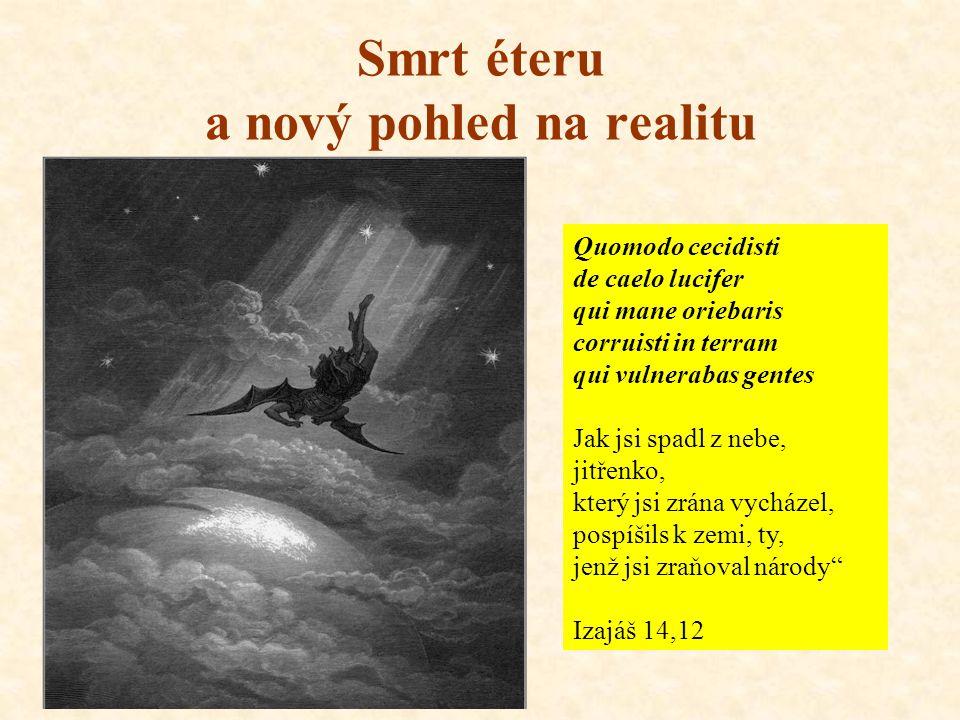 Smrt éteru a nový pohled na realitu