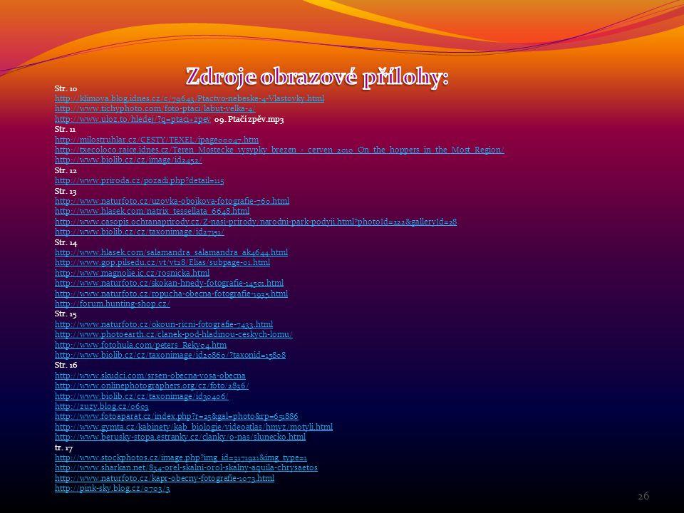 Zdroje obrazové přílohy: