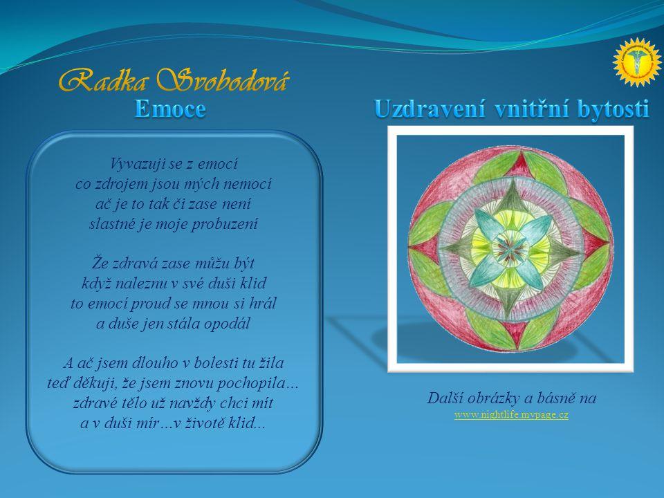 Uzdravení vnitřní bytosti
