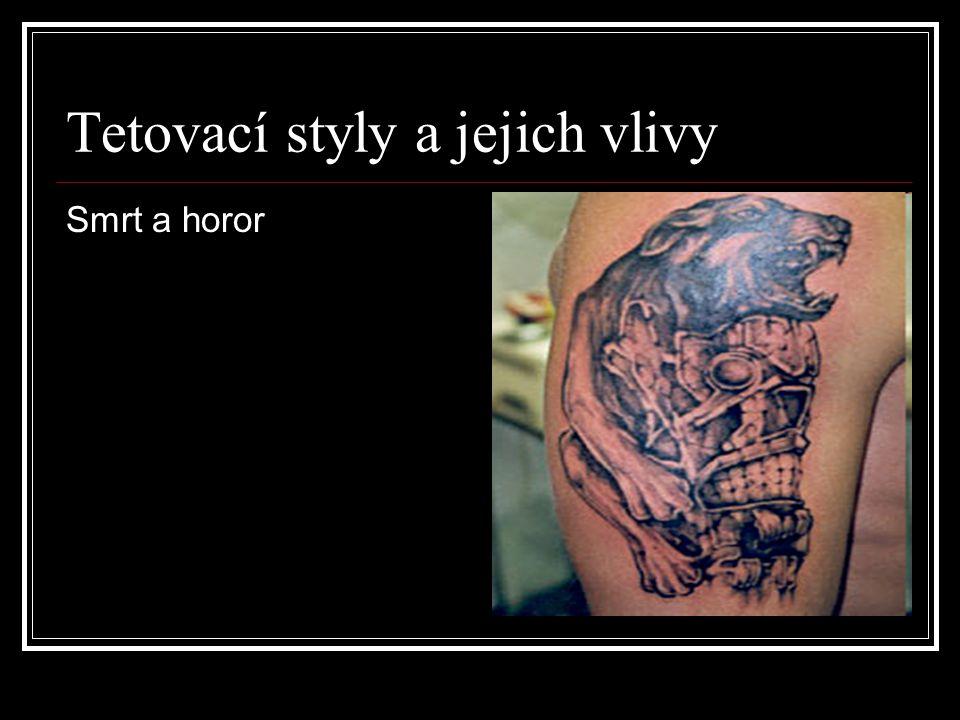 Tetovací styly a jejich vlivy