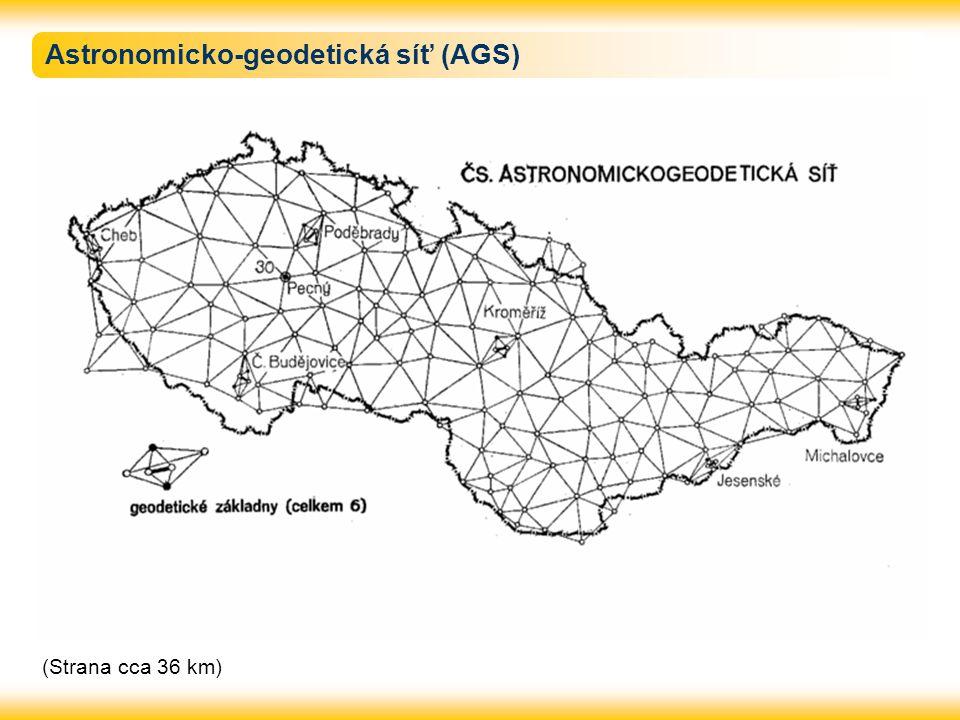 Astronomicko-geodetická síť (AGS)
